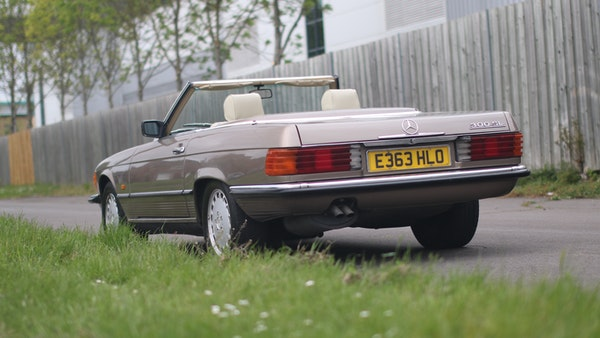 RESERVE LOWERED - 1988 Mercedes-Benz 300 SL For Sale (picture 5 of 285)