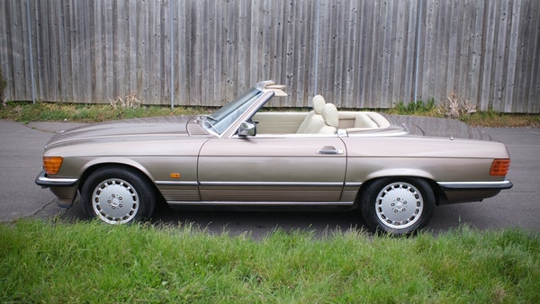 RESERVE LOWERED - 1988 Mercedes-Benz 300 SL For Sale (picture 7 of 285)