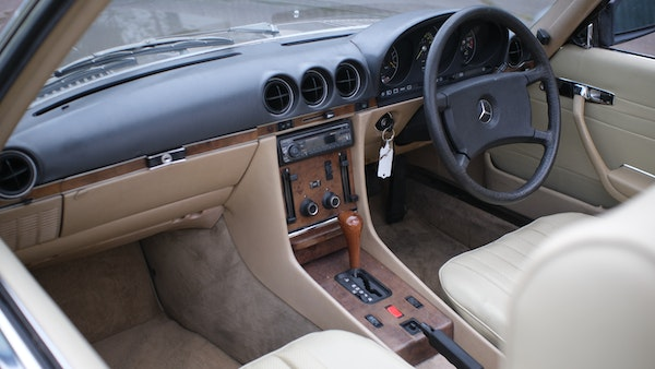 RESERVE LOWERED - 1988 Mercedes-Benz 300 SL For Sale (picture 44 of 285)