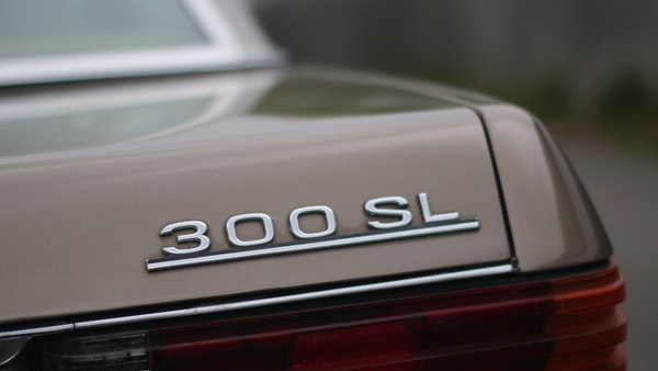 RESERVE LOWERED - 1988 Mercedes-Benz 300 SL For Sale (picture 30 of 285)