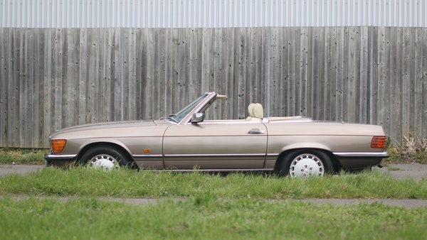 RESERVE LOWERED - 1988 Mercedes-Benz 300 SL For Sale (picture 4 of 285)