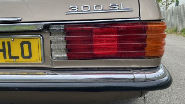 RESERVE LOWERED - 1988 Mercedes-Benz 300 SL For Sale (picture 95 of 285)