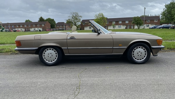 RESERVE LOWERED - 1988 Mercedes-Benz 300 SL For Sale (picture 12 of 285)
