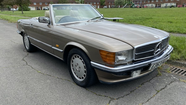RESERVE LOWERED - 1988 Mercedes-Benz 300 SL For Sale (picture 13 of 285)