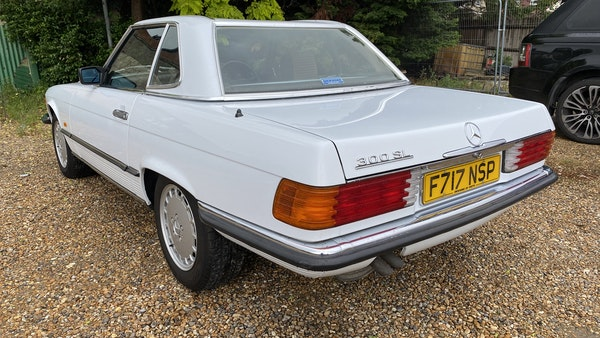1989 Mercedes 300 SL For Sale (picture 19 of 245)