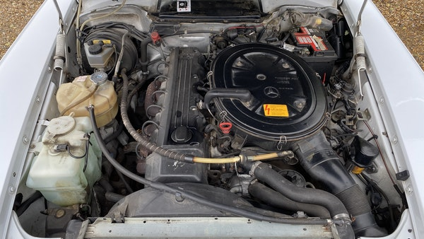 1989 Mercedes 300 SL For Sale (picture 161 of 245)