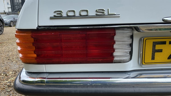 1989 Mercedes 300 SL For Sale (picture 106 of 245)