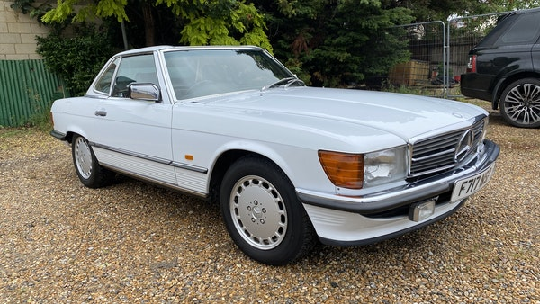 1989 Mercedes 300 SL For Sale (picture 16 of 245)