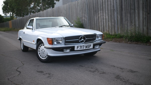 1989 Mercedes 300 SL For Sale (picture 4 of 245)
