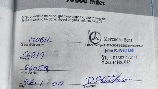 1989 Mercedes 300 SL For Sale (picture 214 of 245)
