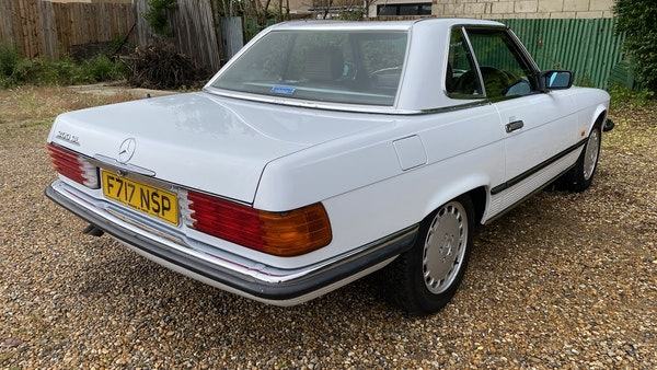 1989 Mercedes 300 SL For Sale (picture 17 of 245)