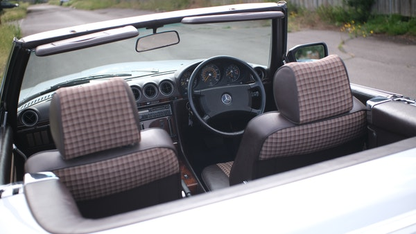 1989 Mercedes 300 SL For Sale (picture 47 of 245)