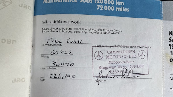 1989 Mercedes 300 SL For Sale (picture 211 of 245)