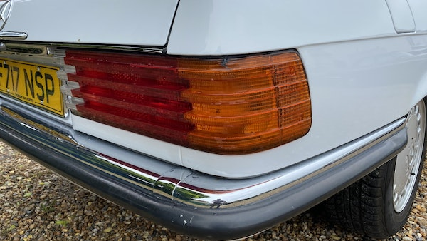 1989 Mercedes 300 SL For Sale (picture 113 of 245)