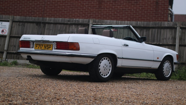 1989 Mercedes 300 SL For Sale (picture 9 of 245)