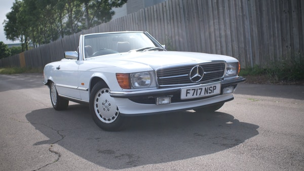 1989 Mercedes 300 SL For Sale (picture 3 of 245)