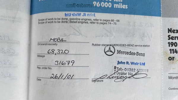1989 Mercedes 300 SL For Sale (picture 216 of 245)