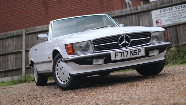 1989 Mercedes 300 SL For Sale (picture 1 of 245)