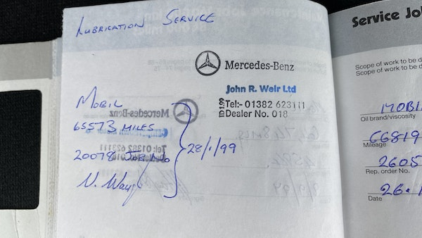 1989 Mercedes 300 SL For Sale (picture 215 of 245)