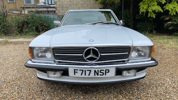 1989 Mercedes 300 SL For Sale (picture 15 of 245)