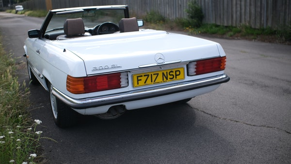 1989 Mercedes 300 SL For Sale (picture 11 of 245)