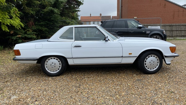 1989 Mercedes 300 SL For Sale (picture 7 of 245)