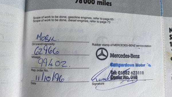 1989 Mercedes 300 SL For Sale (picture 212 of 245)