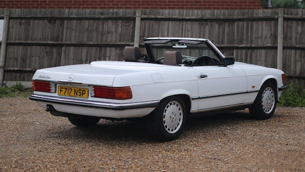 1989 Mercedes 300 SL For Sale (picture 8 of 245)