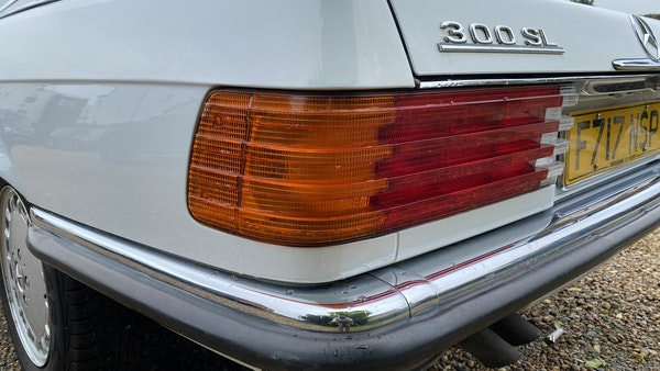 1989 Mercedes 300 SL For Sale (picture 104 of 245)