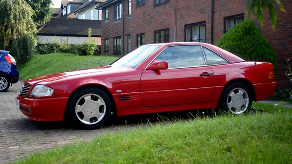 1993 Mercedes-Benz 300SL For Sale (picture 5 of 167)