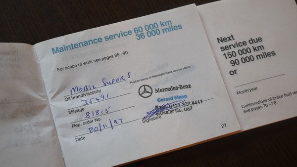 1993 Mercedes-Benz 300SL For Sale (picture 159 of 167)