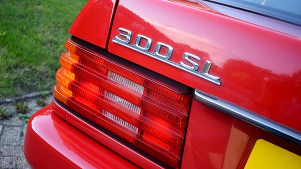 1993 Mercedes-Benz 300SL For Sale (picture 103 of 167)