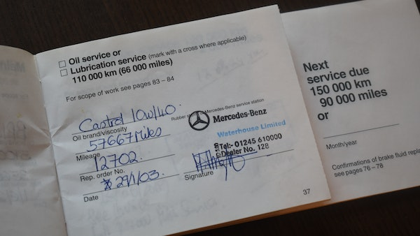 1993 Mercedes-Benz 300SL For Sale (picture 164 of 167)
