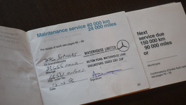 1993 Mercedes-Benz 300SL For Sale (picture 157 of 167)