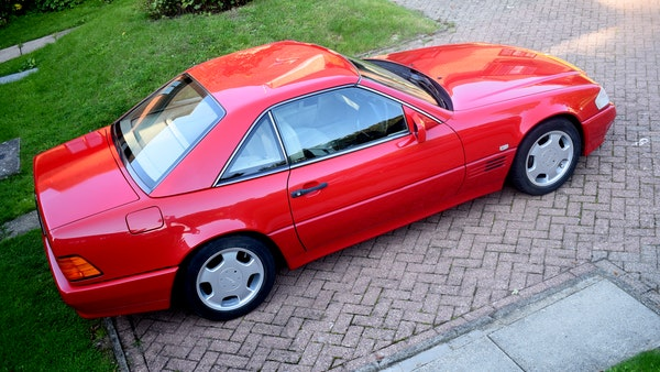 1993 Mercedes-Benz 300SL For Sale (picture 14 of 167)