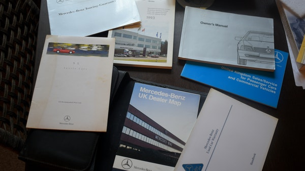 1993 Mercedes-Benz 300SL For Sale (picture 142 of 167)