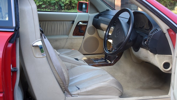 1993 Mercedes-Benz 300SL For Sale (picture 48 of 167)