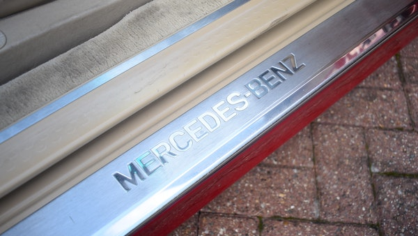 1993 Mercedes-Benz 300SL For Sale (picture 46 of 167)