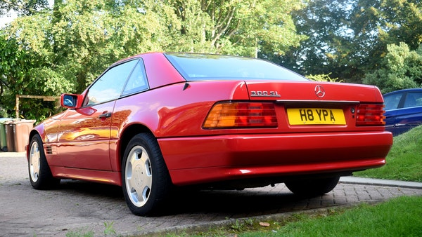 1993 Mercedes-Benz 300SL For Sale (picture 9 of 167)
