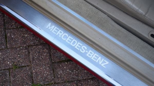1993 Mercedes-Benz 300SL For Sale (picture 32 of 167)