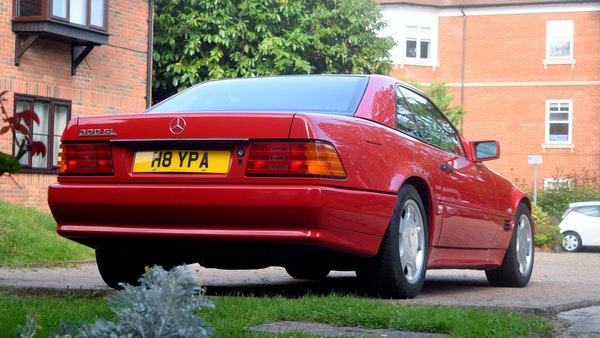 1993 Mercedes-Benz 300SL For Sale (picture 8 of 167)
