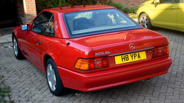 1993 Mercedes-Benz 300SL For Sale (picture 12 of 167)