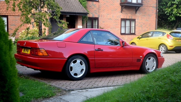 1993 Mercedes-Benz 300SL For Sale (picture 7 of 167)