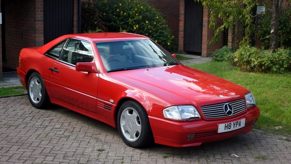 1993 Mercedes-Benz 300SL For Sale (picture 1 of 167)