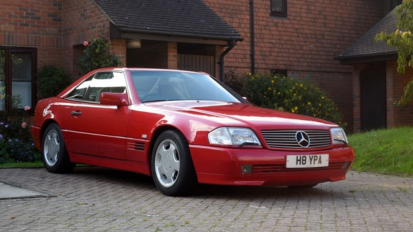 1993 Mercedes-Benz 300SL For Sale (picture 4 of 167)