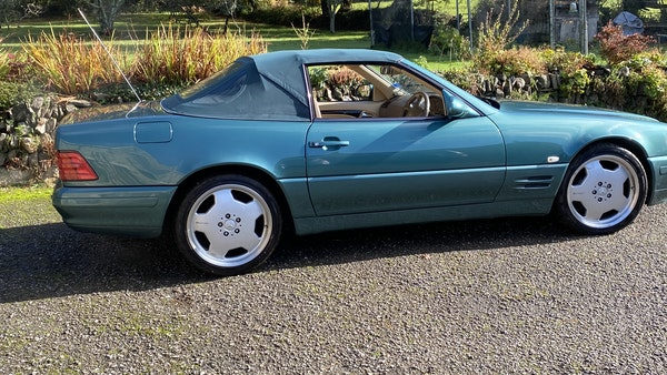 2000 Mercedes-Benz 320 SL Roadster For Sale (picture 7 of 53)