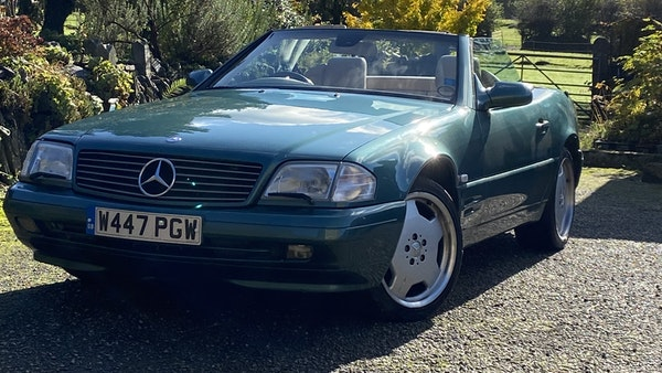 2000 Mercedes-Benz 320 SL Roadster For Sale (picture 1 of 53)