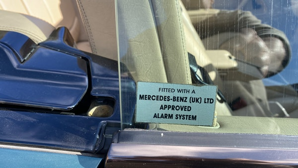 2000 Mercedes-Benz 320 SL Roadster For Sale (picture 29 of 53)