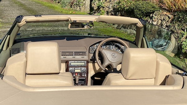 2000 Mercedes-Benz 320 SL Roadster For Sale (picture 20 of 53)