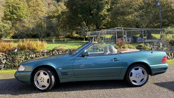 2000 Mercedes-Benz 320 SL Roadster For Sale (picture 9 of 53)